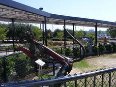 Dog park at Hartsfield-Jackson