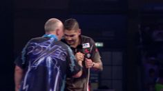 Phil Taylor knocked out of the World Darts Championship...: Phil Taylor knocked out of the World Darts Championship… #PhilTaylor