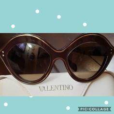 27bebc9d34e Brand New Authentic Valentino Sunglasses