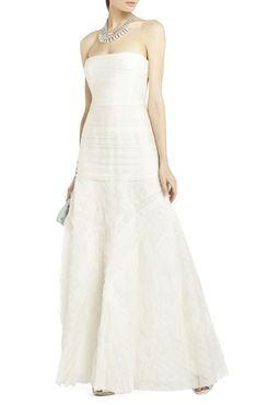 BCBG wedding dress Max Azria Bridal marisa   OneWed.com