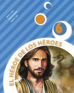 El Héroe de los héroes - 3ra edición Editorial, Digital, Movies, Movie Posters, Bible, Christians, Libros, Film Poster, Films