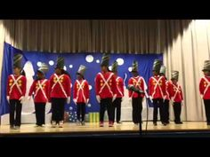 ▶ Toy Soldiers Dance - YouTube