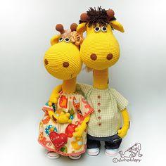 giraffe's love