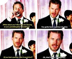 Mark Sloan <3 I miss you!!!! Too frickin' sad!! Curse you Shonda Rhimes!!! (If that's how you spell her name)