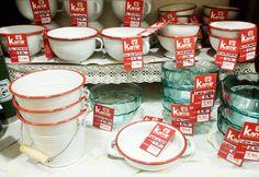 Vajilla rústica de acero esmaltado artesanal al -50%. onLine: http://kamir.es/promocion  #rebajas #outlet #vajilla #platos #tazas #esmaltado #rustico #decompras #decoracion #mueble #regalos #casa #hogar #home #tienda #online #kamir #kamirdecoracion