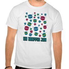Air traffic jam t-shirt.