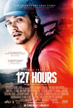 127 Hours.. suchhhh an amazing movie