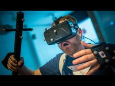 Real Virtuality Multiplayer VR Demo - YouTube