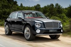 Bentley to Build the Most Expensive SUV in the World | Bornrich