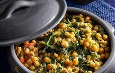 Ρεβίθια με σπανάκι - Συνταγές - Νηστήσιμες συνταγές | γαστρονόμος