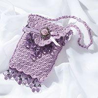 """Victorian Princess Purse"" - Free crochet pattern"