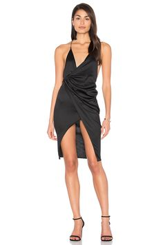 LIONESS Carrie Dress in Black | REVOLVE