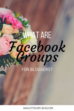 What are Facebook groups for bloggers and should I join one list of Facebook groups for bloggers improve blog traffic from Facebook Facebook for bloggers Cityscape Bliss // Blog cheat sheet blogging tips blog tips Social Media Channels, Social Media Tips, Content Marketing, Digital Marketing, Creating Passive Income, Like Instagram, Blog Images, Writing Skills, Blogging For Beginners