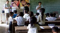 Free (or Cheap) Volunteer Work in Laos
