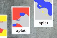 Atelier Aplat on Behance