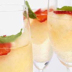 Champagne sorbet - Champagner Sorbet
