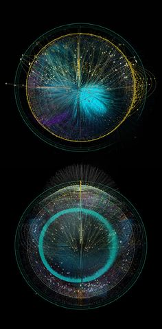 LIGHT BEYOND SOUND - COMPLEXITY GRAPHICS by Tatiana Plakhova