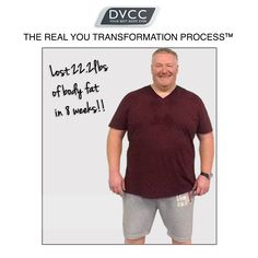 Rob lost 22.2lbs of body fat in 8 weeks!! _________________________________________  To Download The Nutrition Plan Used By Rob >> http://hubs.ly/y0KHbC0