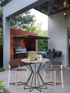 Der Außenbereich Sollte Nicht Nur Praktisch, Sondern Auch Schön Und  Gemütlich Gestaltet Sein. Outdoor Küchenmöbel Würden Den Look Ihrer  Gartenküche Bestimmt