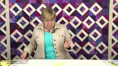 Corner Pop DebTuckerStudio180 Video 10:46 mins Have you ever struggled with folded corners or snowball blocks? Well, struggle no longer! Deb's introduced a tool that makes these EASY!