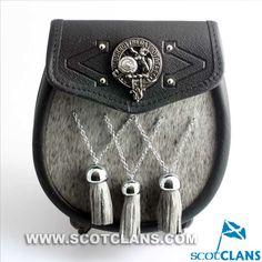 MacBean Clan Crest S