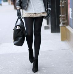 looks with a sequin skirt
