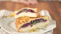 Paula Deen Turkey Cranberry Monte Cristo — PaulaDeen.com