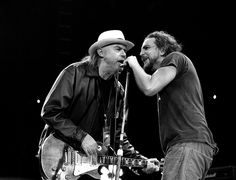 Pearl Jam (with Neil Young)Toronto, Canada  9-11-2011 by Pearl Jam Official, via Flickr