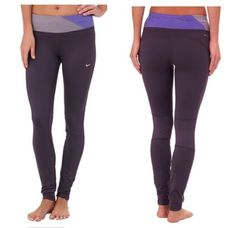 Nike Epic Running Tights Dri Fit Tight Fit Purple 546658 512 Large Yoga Fitness for sale online Nike Running Tights, Tight Leggings, Yoga Fitness, Online Price, Best Deals, Purple, Pants, Fashion, Trouser Pants