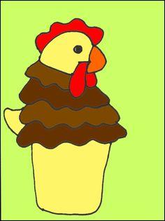 * Poppenkastverhaal: Freddie krijgt een nieuwe kip!
