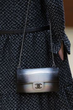 Every Bag, Hair Clip, and Necklace From the Chanel Fall 2015 Show