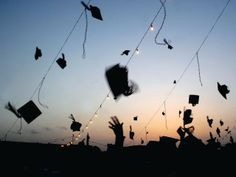 graduation hats...