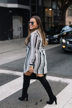 Trend alert: OTK Boots, Best Over the Knee Boots. Cli. k through to see our top 15 over the knee boots for fall!
