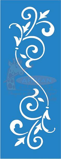 Clip art of element for design corner flower vector 1525r 143392 - Peques Y Pecas Marcos Con Hojas Para Colorear
