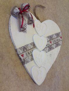 cuore in legno HOME