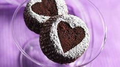 Whether you're treating your sweetheart or the whole class, home-baked goodies are the best way to make someone's day!
