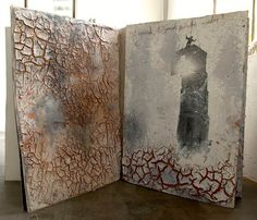 A massive #book by Anselm Kiefer