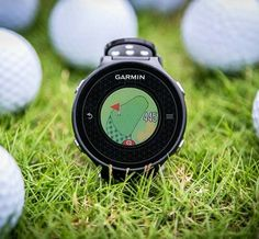 The Garmin Approach S6, ($400) is an invaluable piece of wearable tech that will help you up your golf game and give you the lay of the land. Since it's made by Garmin, you've probably already guessed that it's got GPS technology.