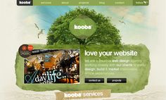 Creative Background Designs Used in Websites