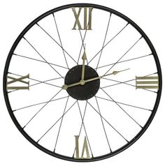 Dedon Clock http://www.yourmodernpad.com/new-products/dedon-clock