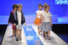 Il Gufo SS15 Fashion Show at Pitti Bimbo 79. #ilgufo #ss15 #fashionshow #fashion #kids #fashionkids #ootd #kidsootd #stylekids #kidstyle #inspiration #kidscollection #girlstyle #boystyle #pittibimbo #florence #italy