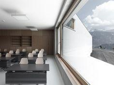 School Complex in Chermignon / Frei Rezakhanlou Architects