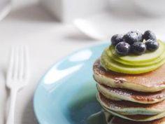 Pancakes légers au sirop d'agave • Hellocoton.fr