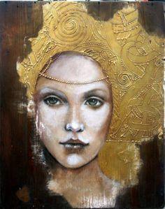 Il mondo di Mary Antony: I ritratti di Angela Betta Casale