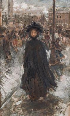 Vincenzo Migliaro - Ricordo di Parigi