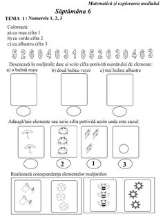 Numbers Preschool, Preschool Worksheets, Kids Education, Kids Learning, Classroom, Dyscalculia, Kids, Early Education, Class Room