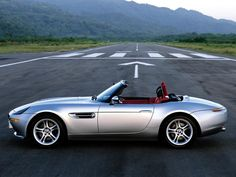 I will never forget the first one I saw in real life.  // BMW Z8