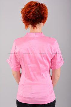 Рубашка Б7693  Цена: 238 руб  Размеры: 46-52    Элегантная рубашка приталенного кроя с воротником.  Модель с застежкой на пуговицы.   (маломерит на размер)  Состав: 65 % полиэстер, 35 % хлопок.     http://odezhda-m.ru/products/rubashka-b7693     #одежда #женщинам #блузкирубашки #одеждамаркет