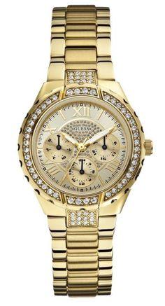 #Italia Orologio orologi donna guess viva w0111l2 swarovski offerta oro multifunzione 129,00 €  http://www.marketitalia.it/?df=131247810684&pid=12   #Marketitaliano.it #ITA