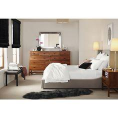 Berkeley Wood Dressers - Modern Dressers - Modern Bedroom Furniture - Room & Board